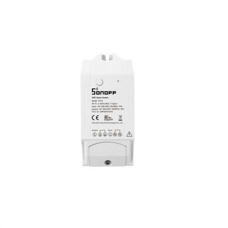 Sonoff TH10 Mobile Temperature Switch Timing Thermostat Temperature and Humidity Controller