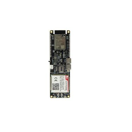TTGO SIM7600E-H Module ESP32- WROVER-B Chip WiFi Bluetooth 18560 Battery Holder Solar Charge Development Board Unsoldered