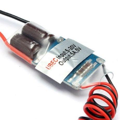 UBEC Voltage Converter 5V/5A
