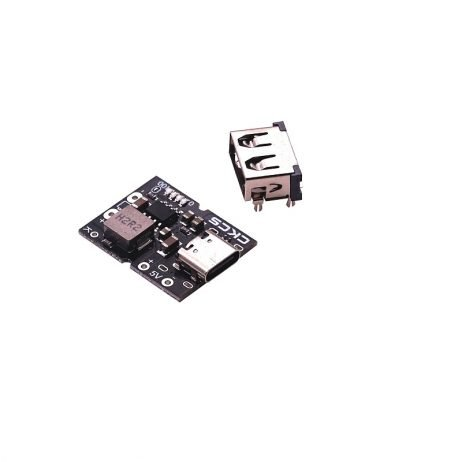 Type-C USB 5V 2A Step-Up Boost Converter with USB Charger