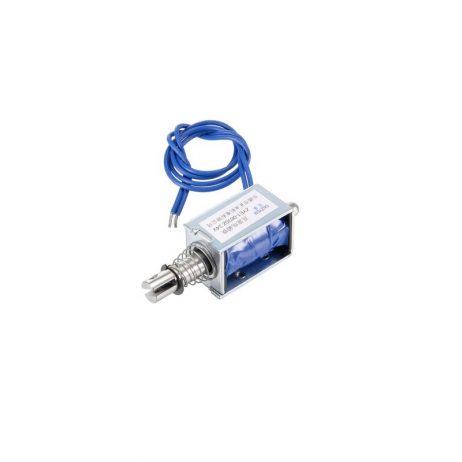DC24V 0.3N 10mm Push Pull Solenoid Electromagnet