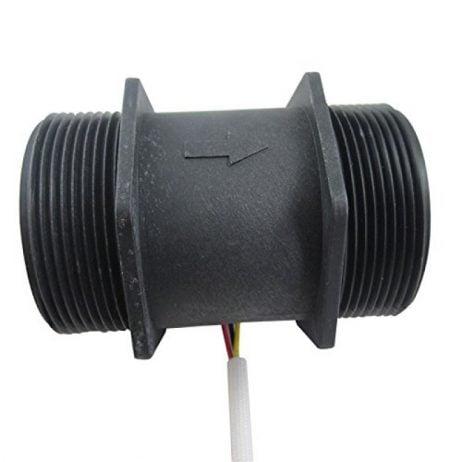 Water Flow Sensor (Sea) YFDN50 Flowmeter G2 10- 200L/min 5-24V