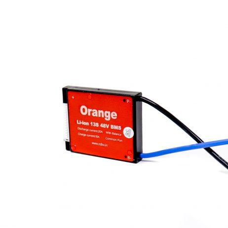 Orange 13S 48V 20A Battery Management System