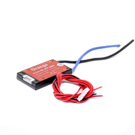 Orange 6S 24V 20A Battery Management System