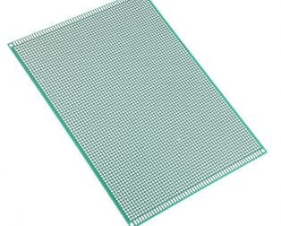 15 x 20 cm Universal PCB Prototype Board Single-Sided 2.54mm Hole Pitch