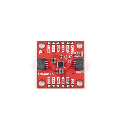 SparkFun 6 Degrees of Freedom Breakout - LSM6DSO (Qwiic)