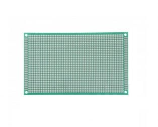 9 x 15 cm Universal PCB Prototype Board Single-Sided 2.54mm Hole Pitch