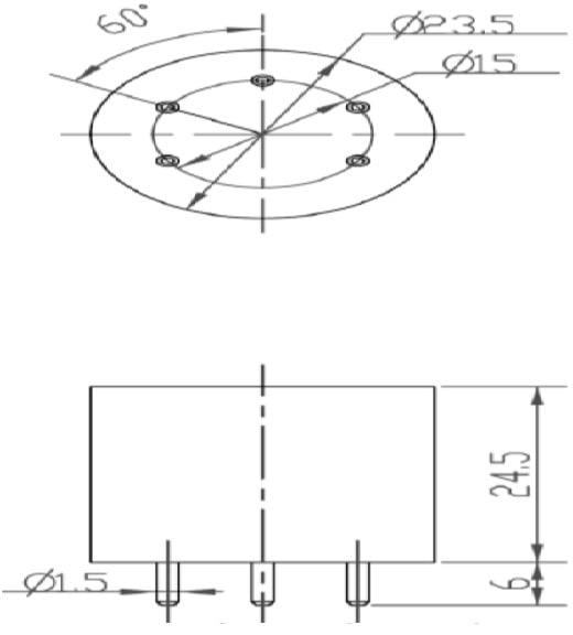 Winsen ZE03-SO2 GAS Sensor Module