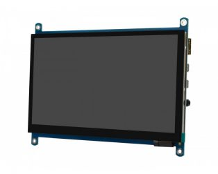 Waveshare 7inch 1024×600 HDMI, IPS, Low Power Capacitive LCD (C) Touch Screen