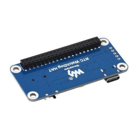 Waveshare RTC WatchDog HAT for Raspberry Pi, Auto Reset, High Precision RTC
