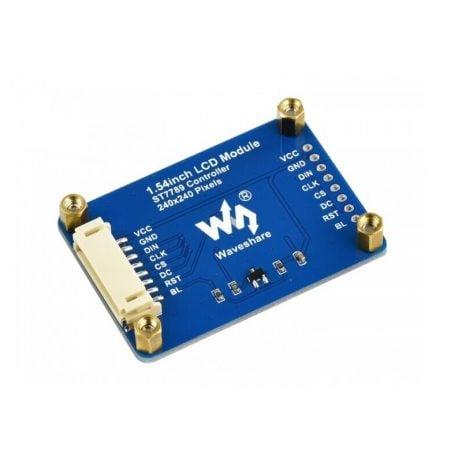 Waveshare 240×240, General 1.54inch LCD Display Module, IPS, 65K RGB