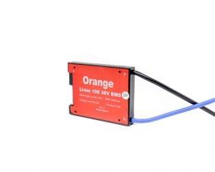 Orange 10S 36V 30A Battery Protection System
