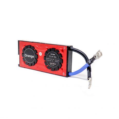 Orange 10S 36V 80A Battery Management System