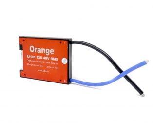 Orange 13S 48V 30A Battery Management System