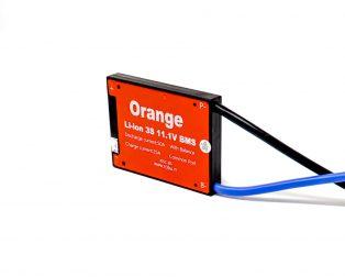 Orange 13S 48V 50A Battery Management System