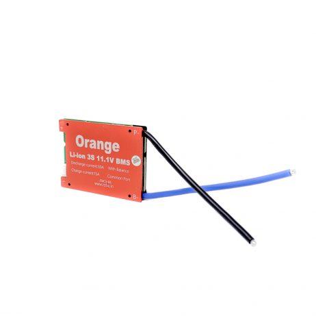 Orange 3S 11.1V 30A Battery Management System (without Casing)