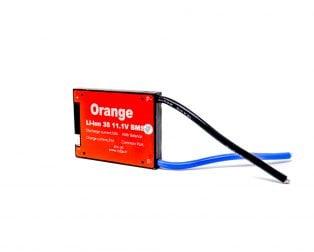 Orange 3S 11.1V 50A Battery Management System