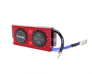 Orange 6S 24V 100A Battery Management System