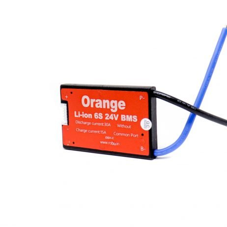Orange 6S 24V 30A Battery Management System