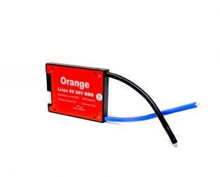 Orange 6S 24V 50A Battery Management System