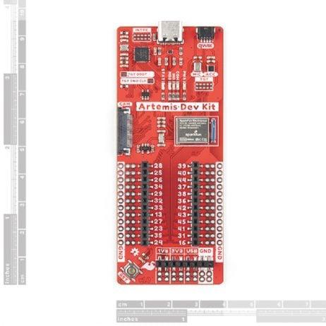 SparkFun Artemis Development Kit with Camera