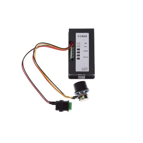 CCM5D Digital PWM DC Motor Speed Controller With Display - Standerd Quality