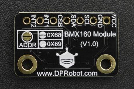 DFRobot Fermion BMX160 9-axis Sensor (Breakout)
