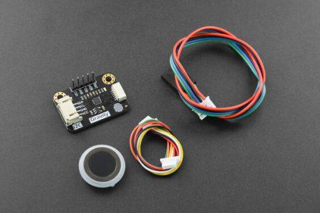 DFRobot Gravity Capacitive Fingerprint Sensor