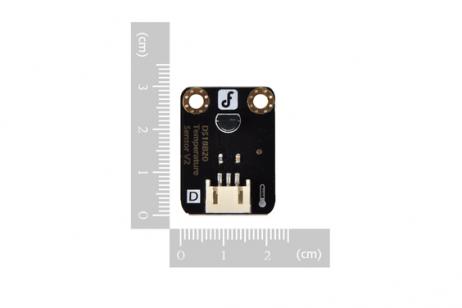 DFRobot Gravity DS18B20 Temperature Sensor (Arduino Compatible)