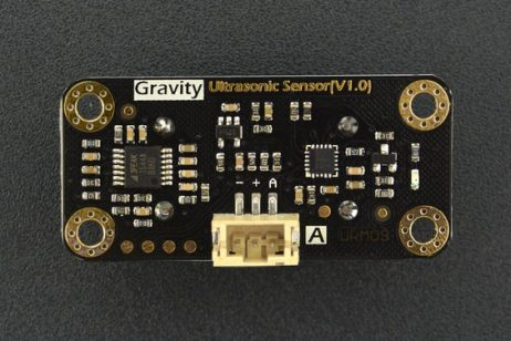 DFRobot Gravity URM09 Analog Ultrasonic Sensor
