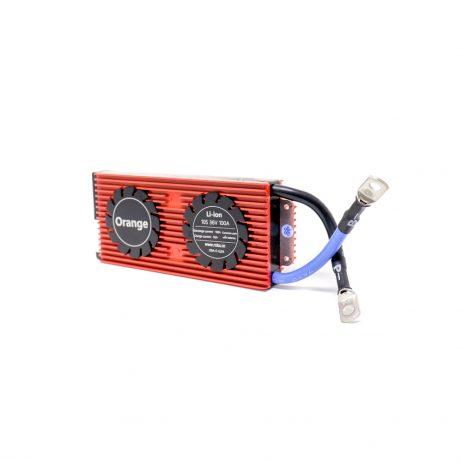 Orange 10S 36V 100A Battery Management System