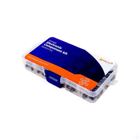 ORANGE 100PCS 6mm Light Touch Button Switch Kit Switch Kit