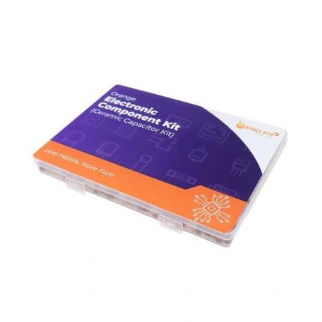 ORANGE 960PCS 2PF-100NF Ceramic Capacitor Kit
