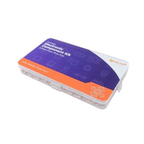 ORANGE 150PCS 5*20mm Glass Fuse Row Kit