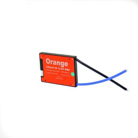 Orange Lifepo4 4S 12.8V 30A Battery Management System