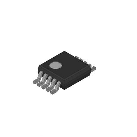ADS1115IDGST-16-Bit 860SPS 4-Ch Delta-Sigma ADC PGA Oscillator Vref Comparator I2C 10-Pin VSSOP