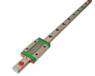 MGN12H Linear Guide Rail – 1M with Sliding block