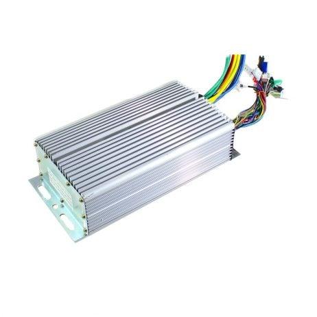 Brushless Controller for 1500 W 60 V BLDC Motor