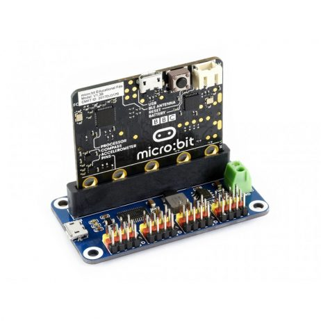 Waveshare 12-bit I2C 16-Channel Servo Driver for micro:bit