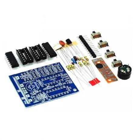 Orange 16 Music Sound Box Module DIY Kit