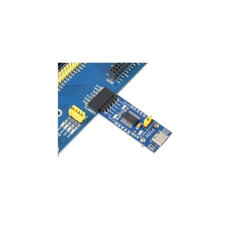 Waveshare FT232 USB UART Board (Type C), USB To UART (TTL) Communication Module, USB-C Connector