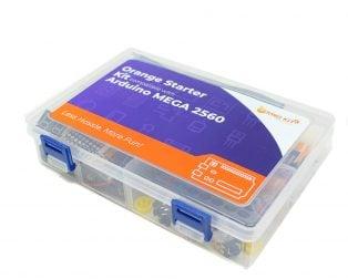 ORANGE Starter Kit For Arduino Mega