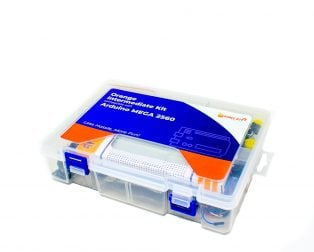 ORANGE Intermidiate Kit For Arduino Mega