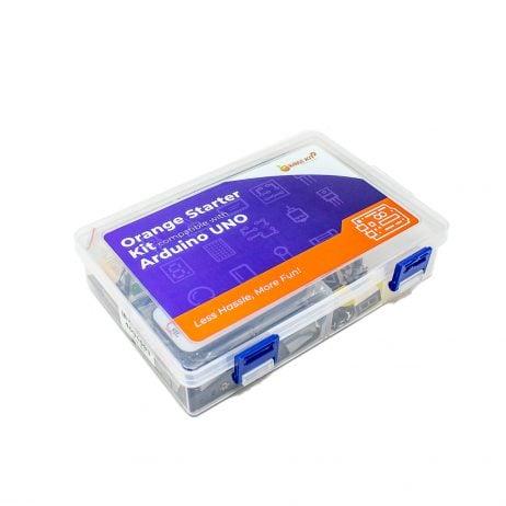 ORANGE Starter Kit For Arduino Uno