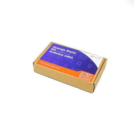 ORANGE Basic Kit for Arduino UNO