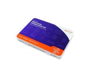 460Pcs. Tactile Push Button Switch Kit