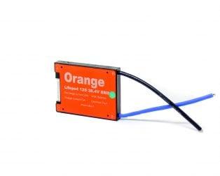 Orange Lifepo4 12S 38.4V 30A Battary Management System