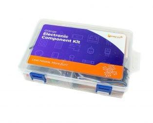 ORANGE Electronic Component Kit