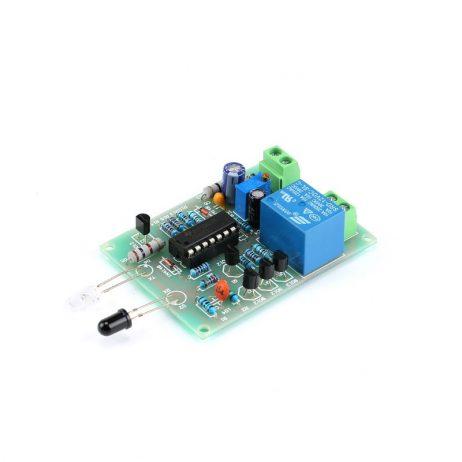 Orange Infrared Proximity DIY Kit Control Switch Automatic Faucet Module Sensor Module Kit Infrared proximity switch