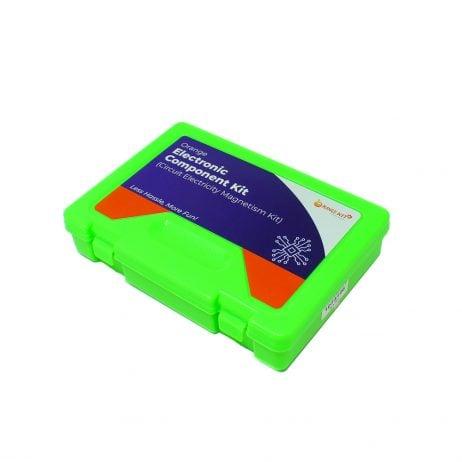 Orange Kids Circuit Electricity Magnetism Learning Kit